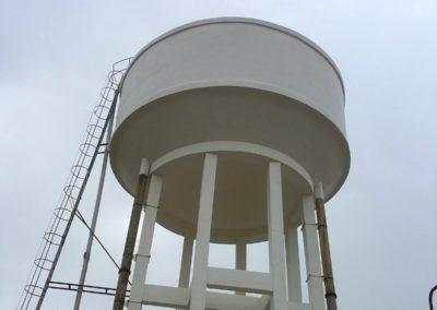 Rehabilitación depósito de agua Manacor