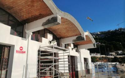 Reparación estructural Lonja de Jávea