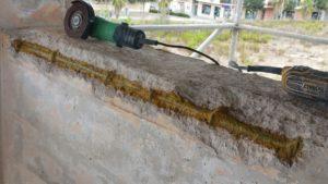 protección oxidación armaduras