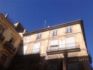 fachada barrio El Carmen