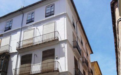 Arreglo de fachada en El Carmen